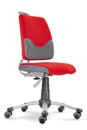 Rostoucí židle Actikid A3 Smile červený aquaclean