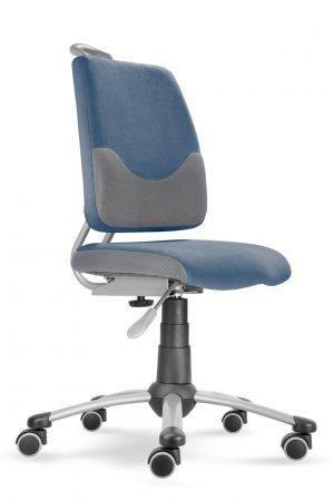 Rostoucí židle Actikid A3 Smile modrošedý aquaclean