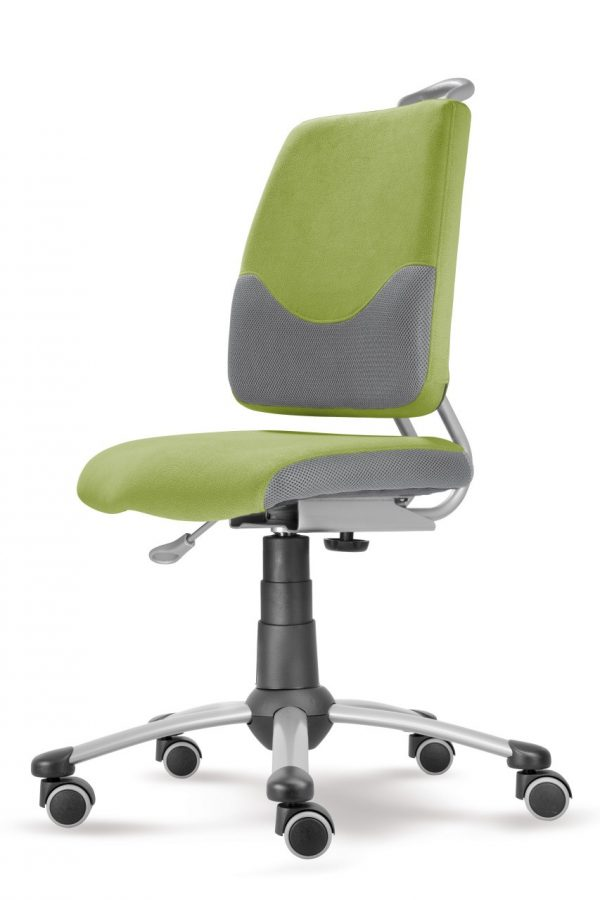 Rostoucí židle Actikid A3 Smile - zelený aquaclean