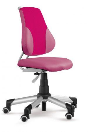 Rostoucí židle Mayer Actikid růžová koženka