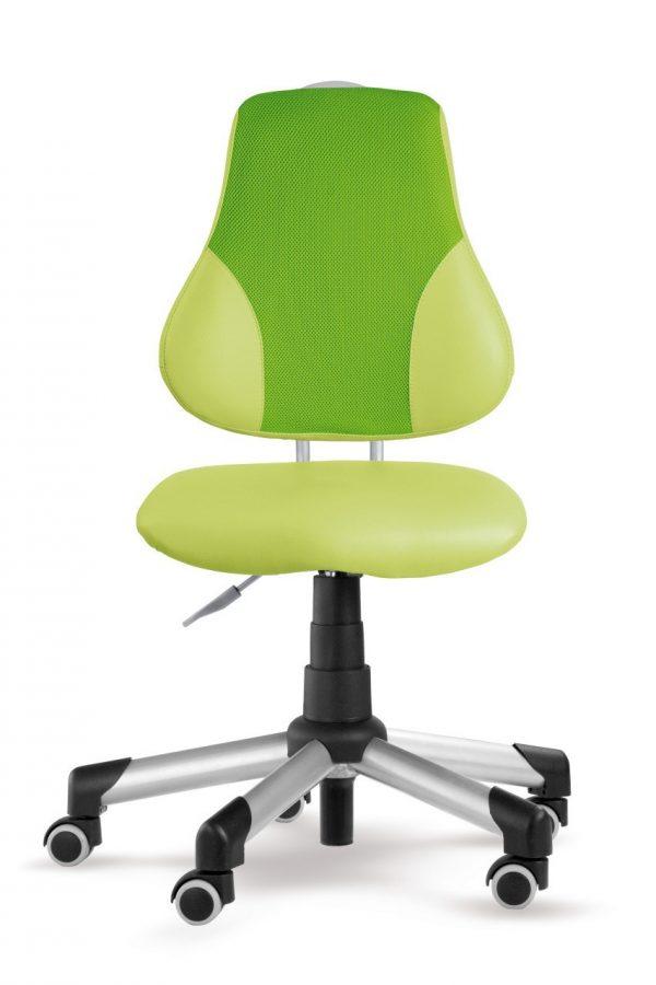 Rostoucí židle Mayer Actikid zelená koženka
