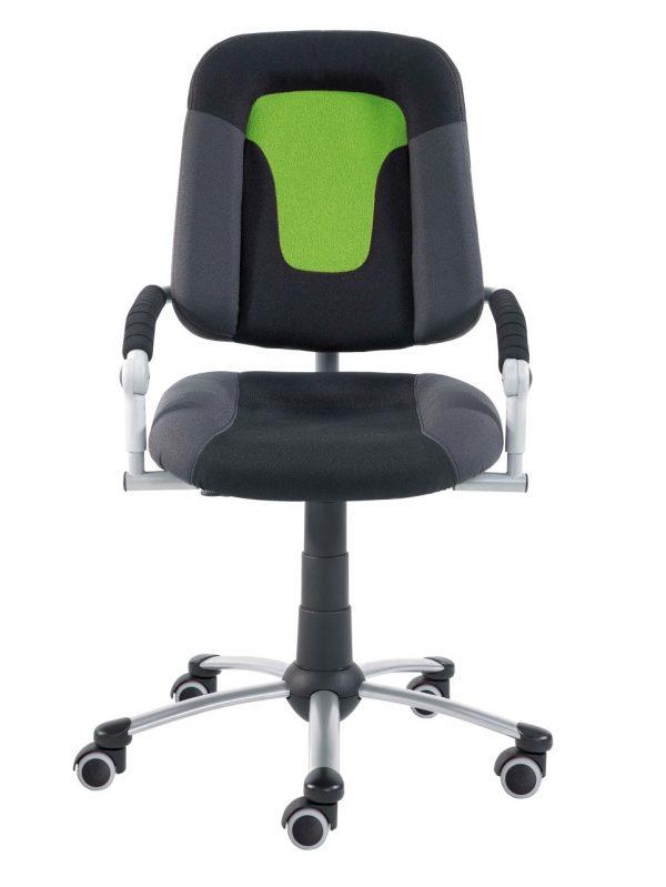 Rostoucí židle Freaky Sport černá / antracit / zelená