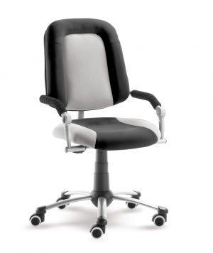 Rostoucí židle Freaky Sport aquaclean antracit / šedá