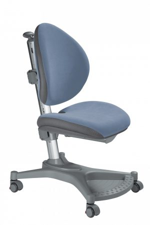 Rostoucí židle Mayer MyPony - modrošedý aquaclean