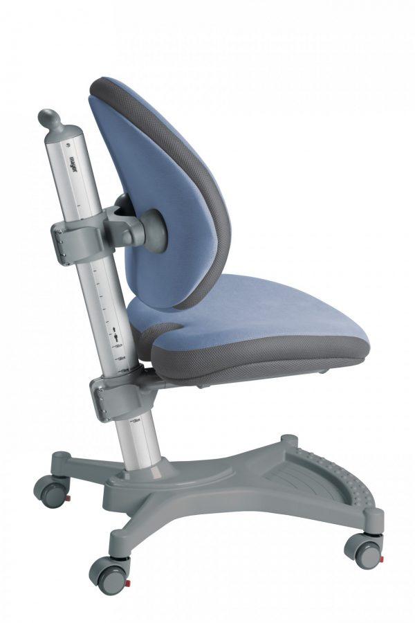 Židle pro školáky Mayer MyPony - modrošedý aquaclean
