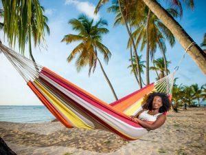 AMAZONAS houpací síť - Barbados acerola