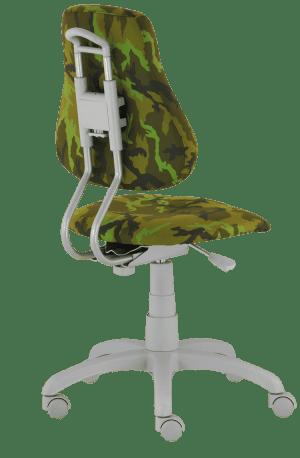 Rostoucí židle Fuxo maskáč