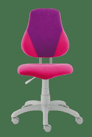 Dětská rostoucí židle Fuxo V-Line růžová / fialová