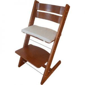 Rostoucí jídelní židle