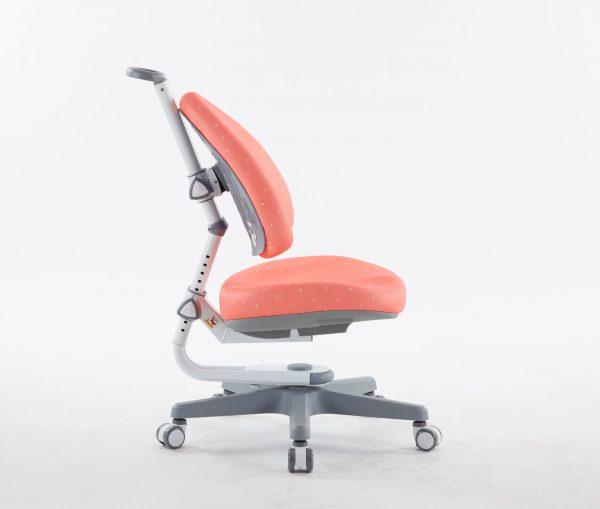 Amadeus židle Klára červená - boční pohled