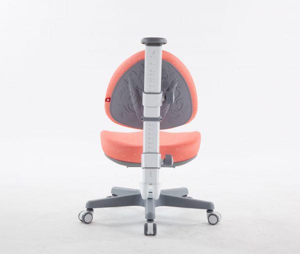 Amadeus židle Klára červená - zadní pohled