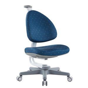 Rostoucí židle Amadeus Klára modrá