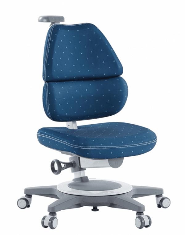 Rostoucí židle Laura modrá