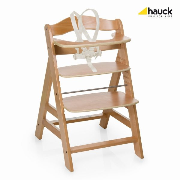 Rostoucí židle Hauck Alpha natur