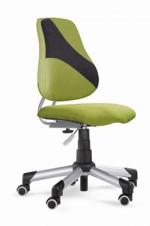 Rostoucí židle Actikid A2 Q1 - aquaclean zelený + černý