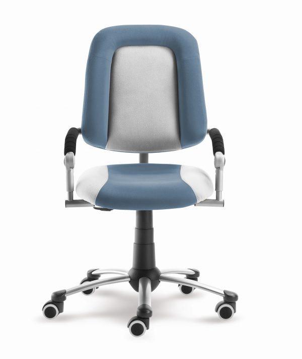 Židle pro školáky Freaky Sport modrošedá / šedá