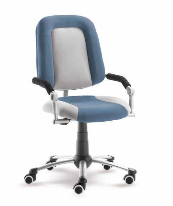 Rostoucí židle Freaky Sport modrošedá / šedá
