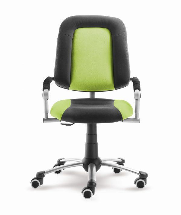 Židle pro školáky Freaky Sport antracit / zelená