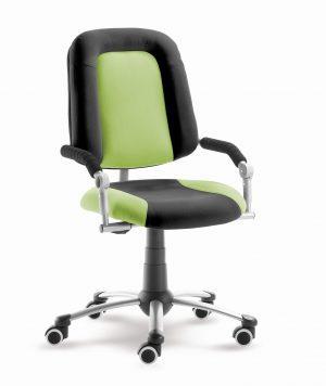 Rostoucí židle Freaky Sport antracit / zelená