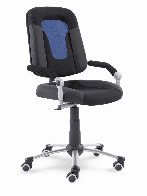 Rostoucí židle Freaky Sport černá / antracit / modrá