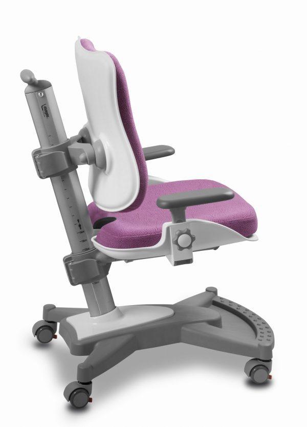 Židle pro školáky Mayer MyChamp růžový aquaclean