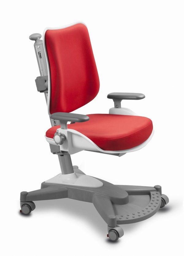 Rostoucí židle Mayer MyChamp červený aquaclean