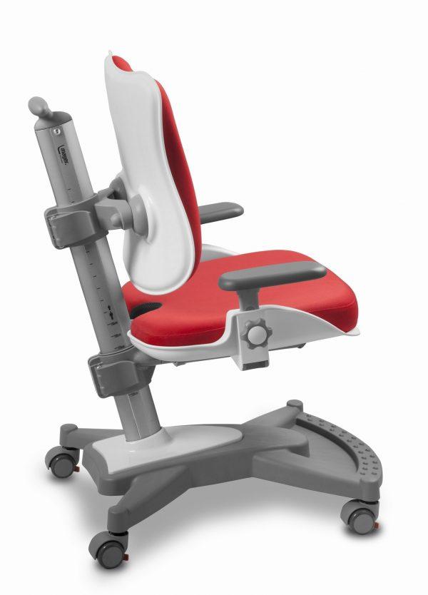 Židle pro školáky Mayer MyChamp červený aquaclean