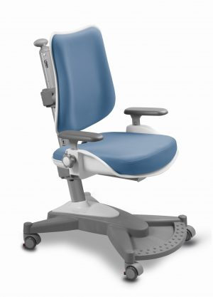 Rostoucí židle Mayer MyChamp modrošedý aquaclean
