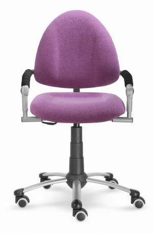Židle pro školáka Freaky aquaclean růžový