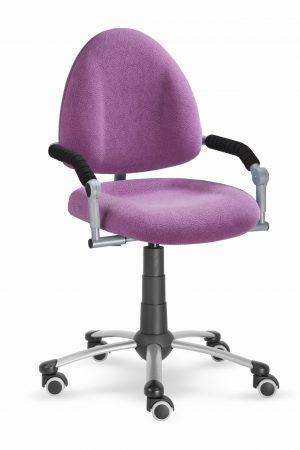 Dětská rostoucí židle Freaky aquaclean růžový