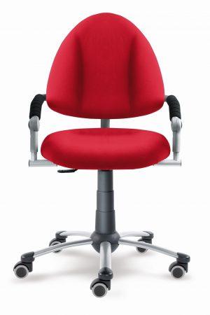 Židle pro školáka Freaky aquaclean červený