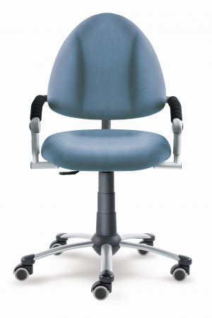 Židle pro školáka Freaky aquaclean modrošedý