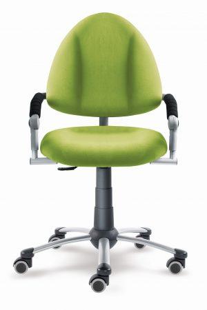 Židle pro školáka Freaky aquaclean zelený