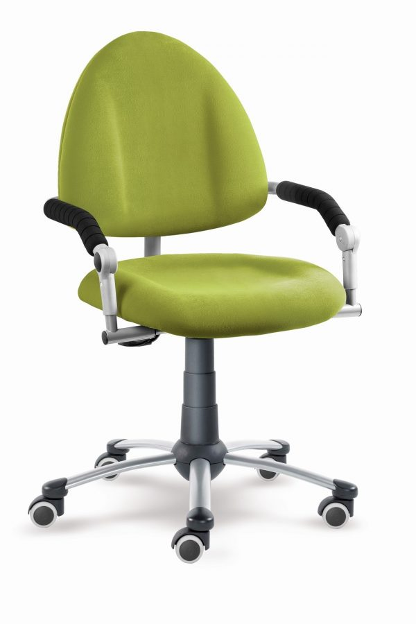 Dětská rostoucí židle Freaky aquaclean zelený