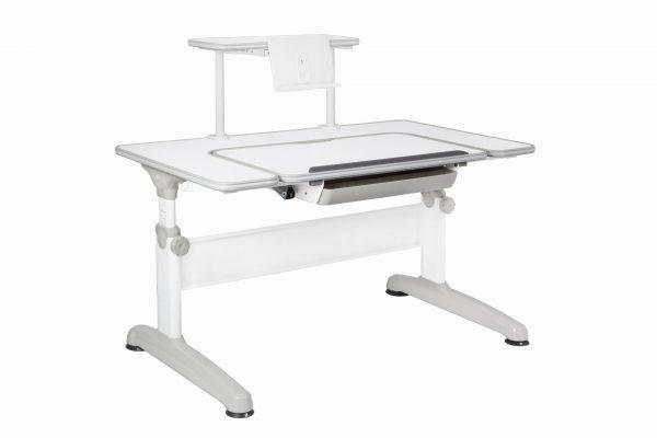 Rostoucí stůl Mayer Uniq s poličkou (lze zakoupit v příslušenství)