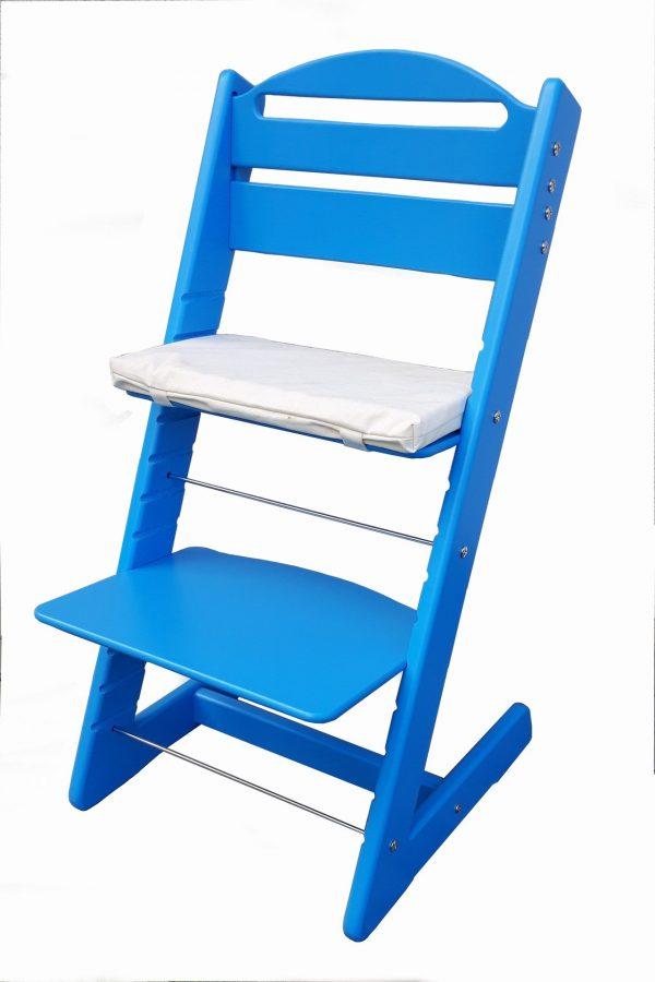 Rostoucí židle Jitro Baby světle modrá