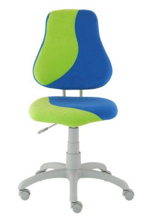 Rostoucí židle Alba Fuxo S-Line jasně zelená/modrá