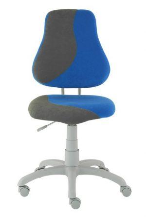 Rostoucí židle Alba Fuxo S-Line modrá/šedá
