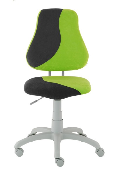Rostoucí židle Alba Fuxo S-Line jasně zelená/černá