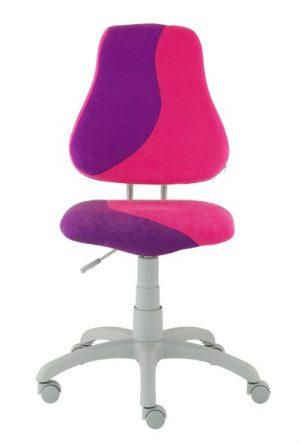 Rostoucí židle Alba Fuxo S-Line růžová/fialová