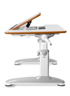 Mayer rostoucí stůl Expert - nakloněná deska