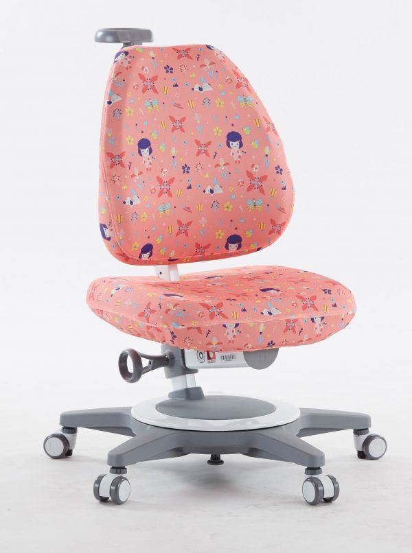 Červený potah na židli Amadeus Laura