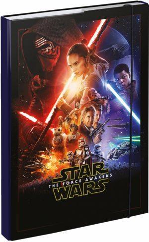 Desky na školní sešity A4 Star Wars