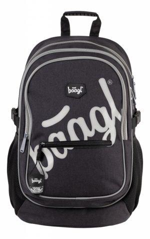BAAGL Školní batoh Logo Reflex