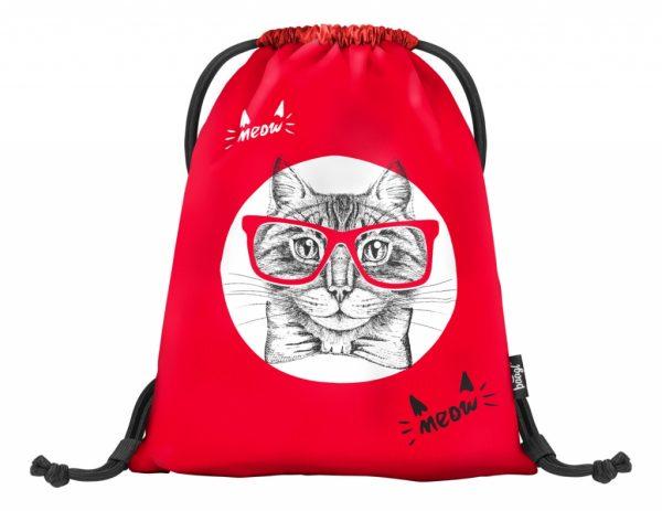BAAGL Sáček na obuv Kočka