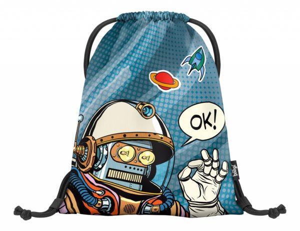 BAAGL Sáček na obuv Spaceman