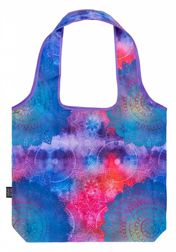 Skládací nákupní taška Mandala