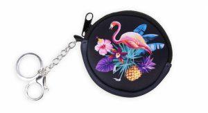 BAAGL Peněženka Flamingo
