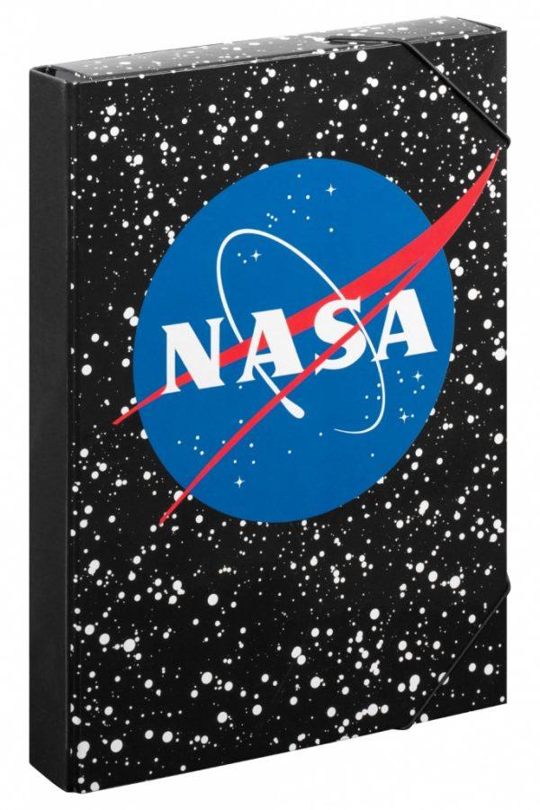 BAAGL Desky na školní sešity A4 Jumbo NASA