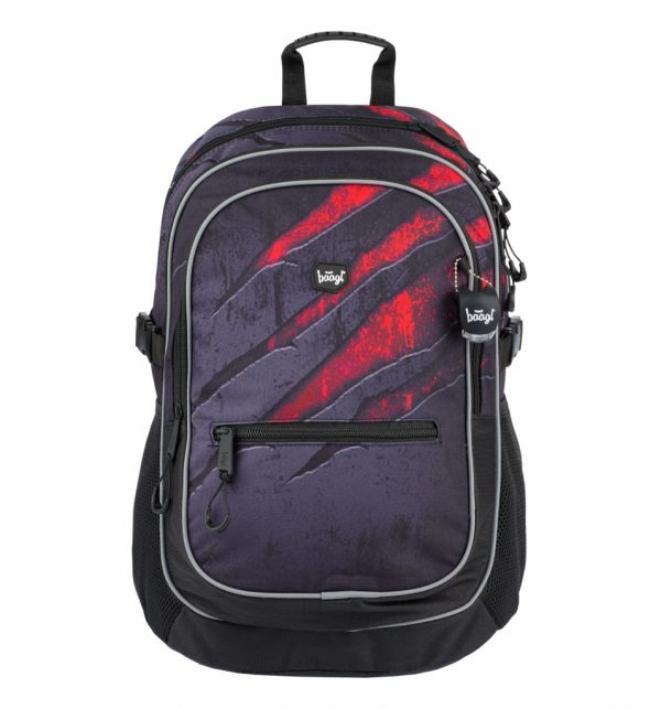 BAAGL Školní batoh Láva